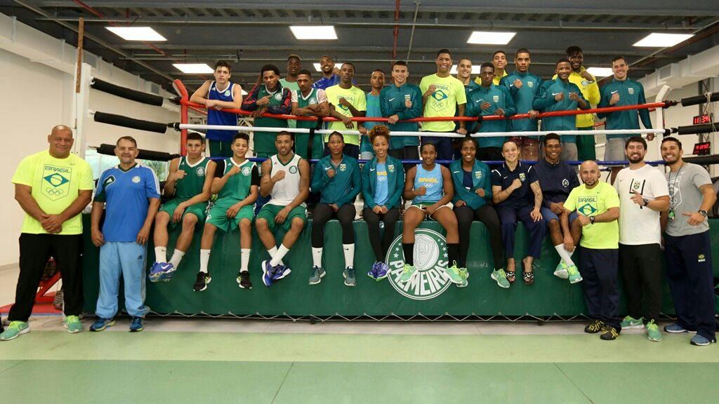 Boxe do Brasil encerra pré-temporada e faz duas viagens internacionais