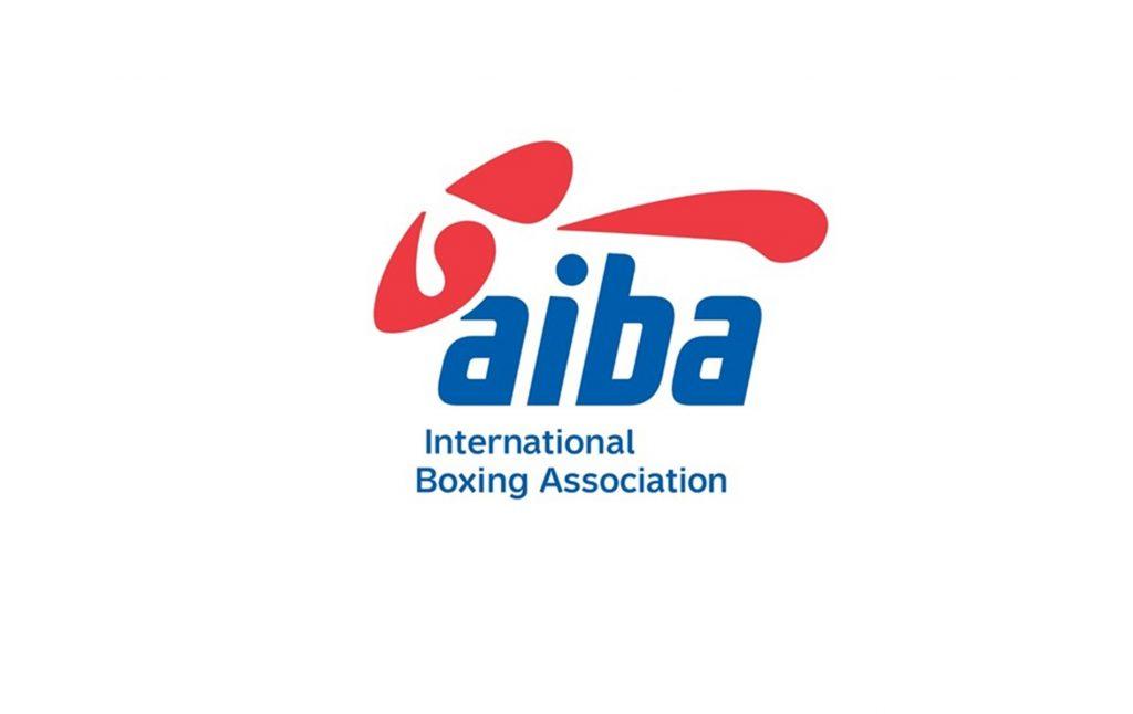 Logotipo - International Boxing Association