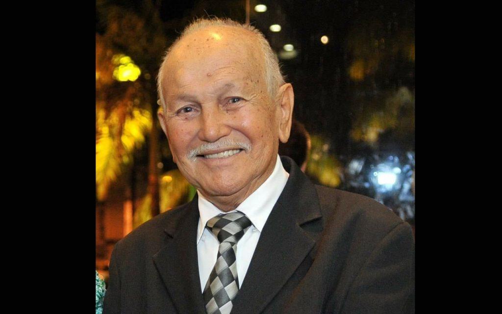 Nota de pesar pelo falecimento de Sabino dos Santos Ribeiro