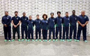 Atletas da Seleção Brasileira