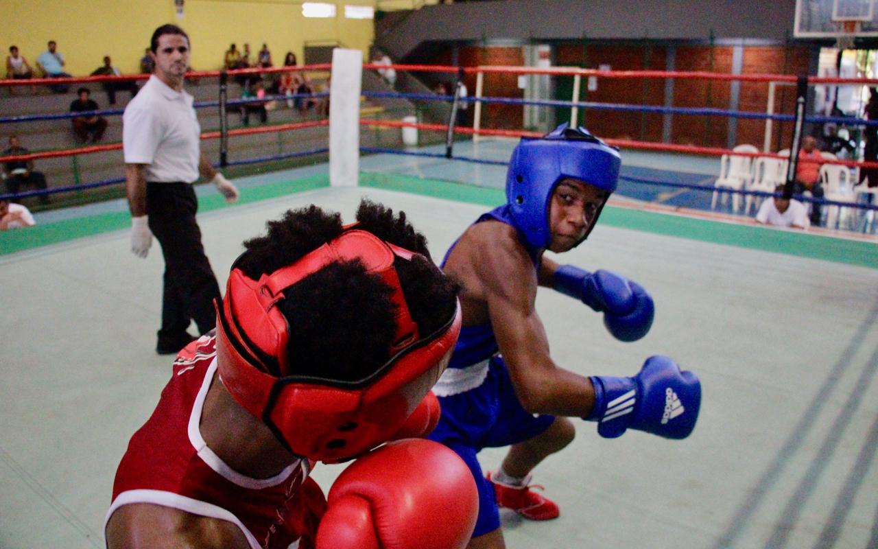 Imagem do post Mais uma noite com combates do mais alto nível em Cuiabá