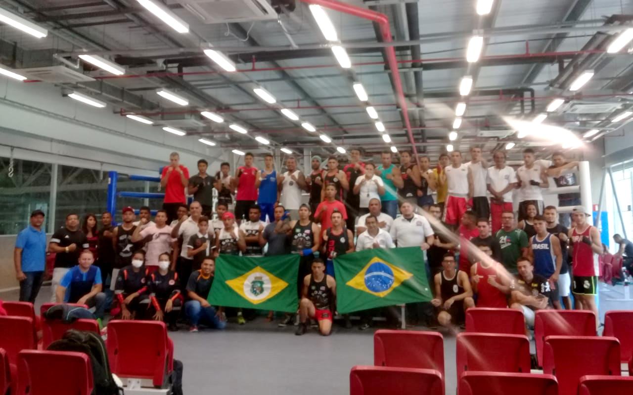 Imagem do post Federação Cearense de Boxe Olímpico e Profissional realiza torneio local
