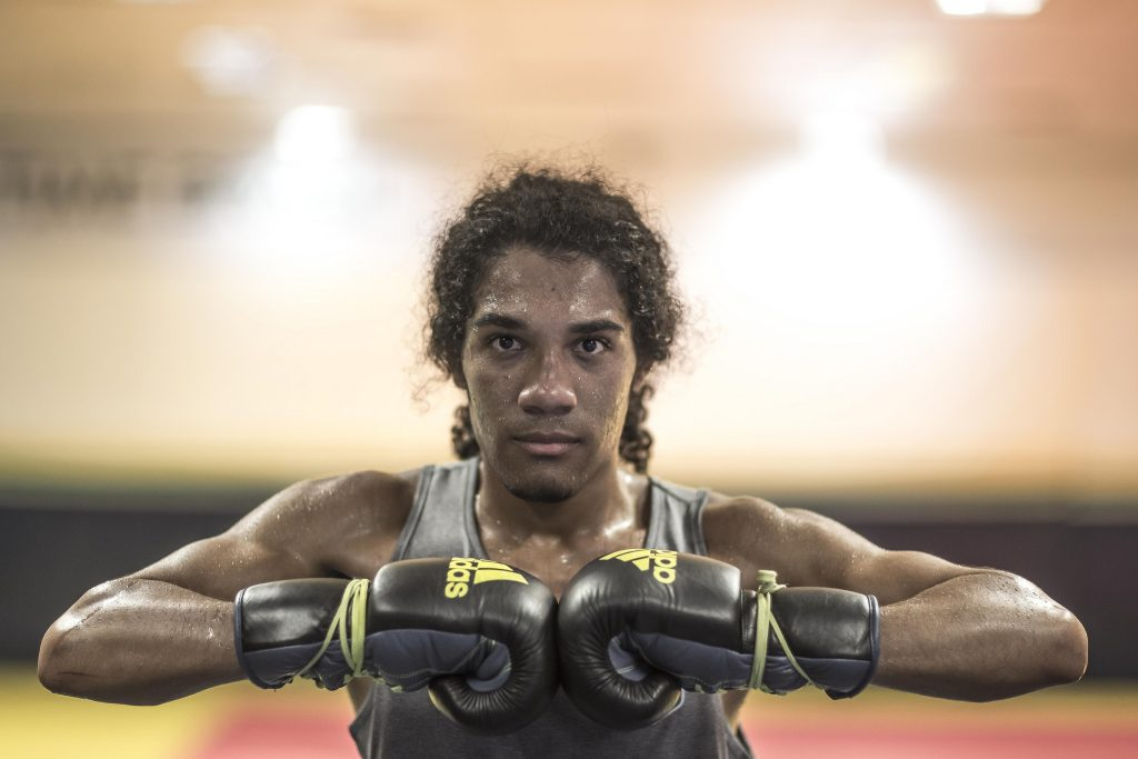 Luiz Oliveira, atleta