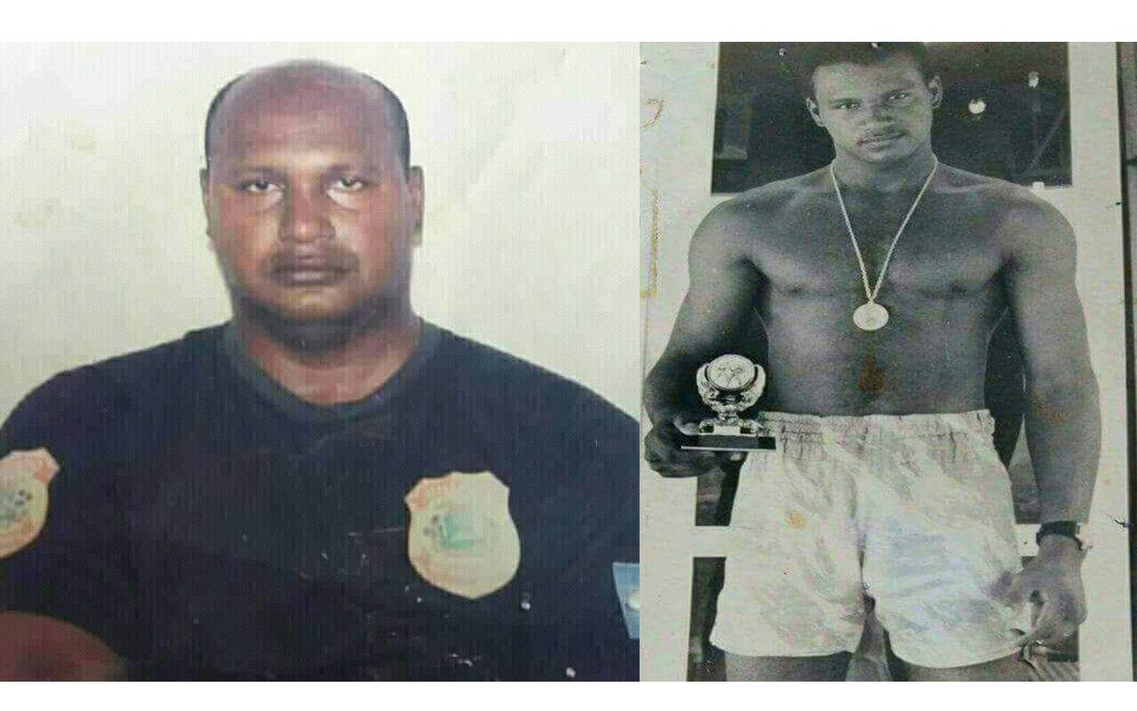 Imagem do post Nota de pesar pelo falecimento do ex-boxeador Edson Ferreira