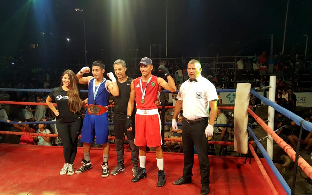 Imagem do post Brasil conquista duas medalhas no Chile