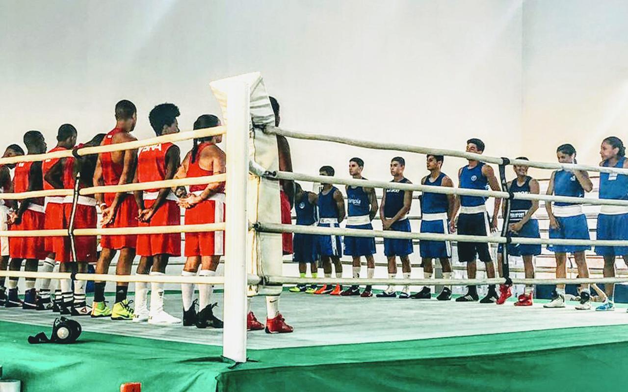 Imagem do post Brasil encerra etapa de treinamento com a Argentina e se prepara para desafios internacionais