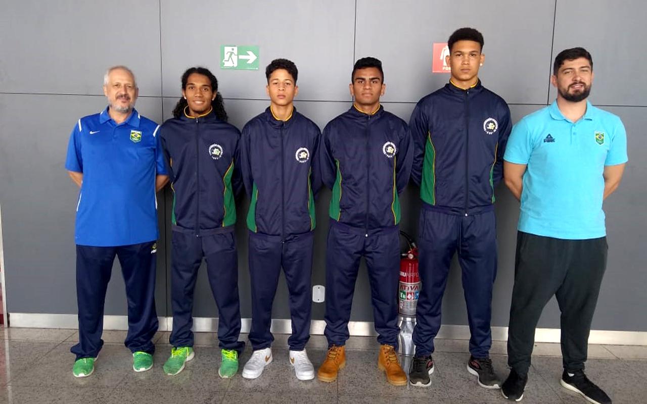 Imagem do post Boxe Juvenil embarca para a Bulgária