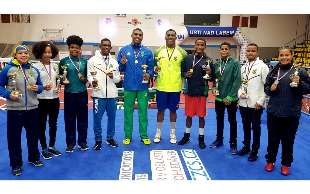 Imagem do post Brasil faz história e conquista 10 medalhas no tradicional Grand Prix Usti Nade Labem