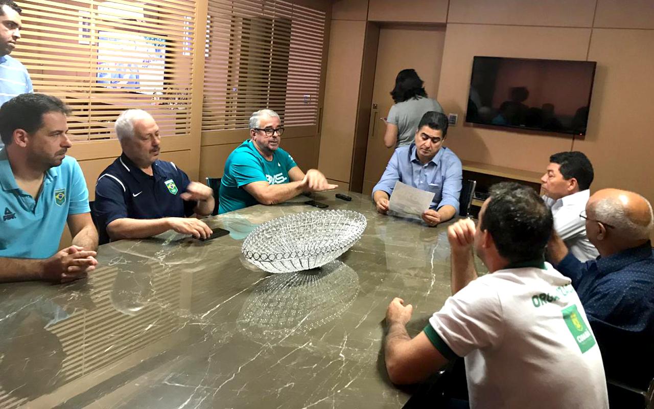 Imagem do post CBBoxe finaliza visita técnica em Cuiabá