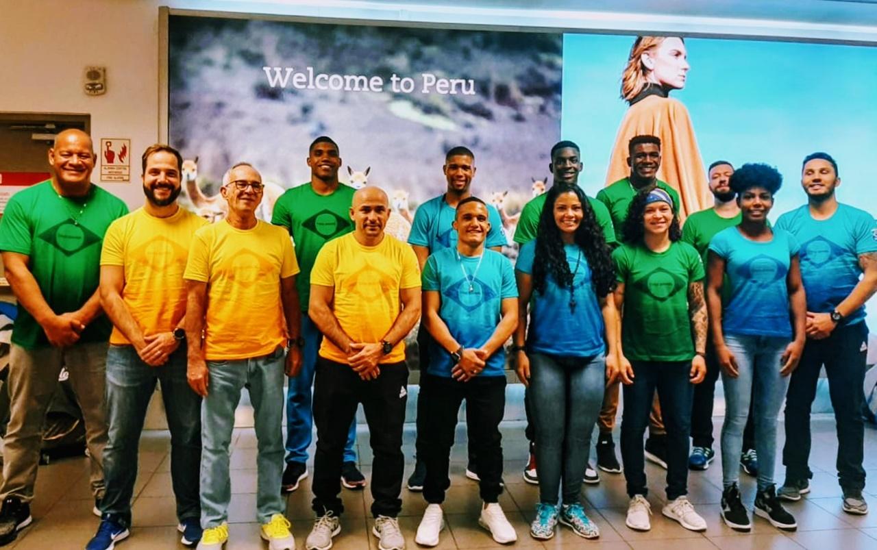 Imagem do post Boxe do Brasil embarca para os XVIII Jogos Pan-Americanos