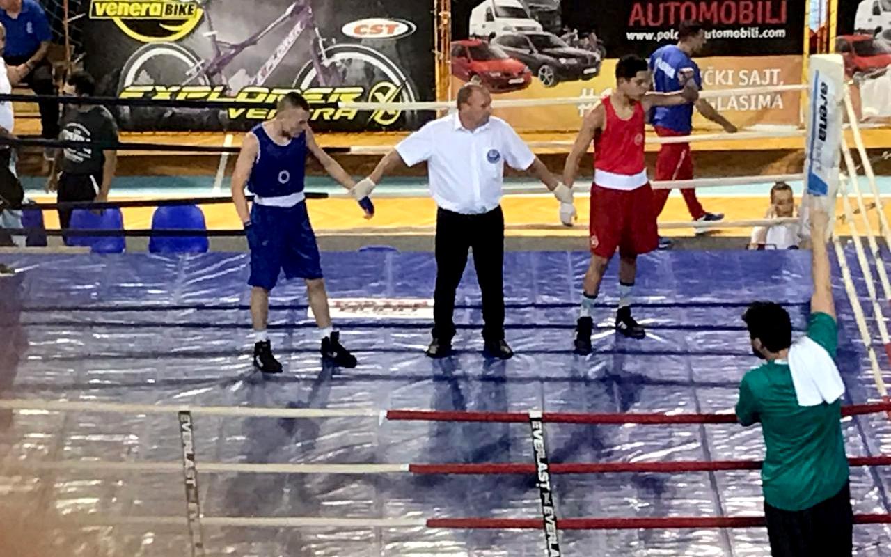 Imagem do post Dois brasileiros nas semifinais da competição juvenil 37th Golden Glove of Vojvodina