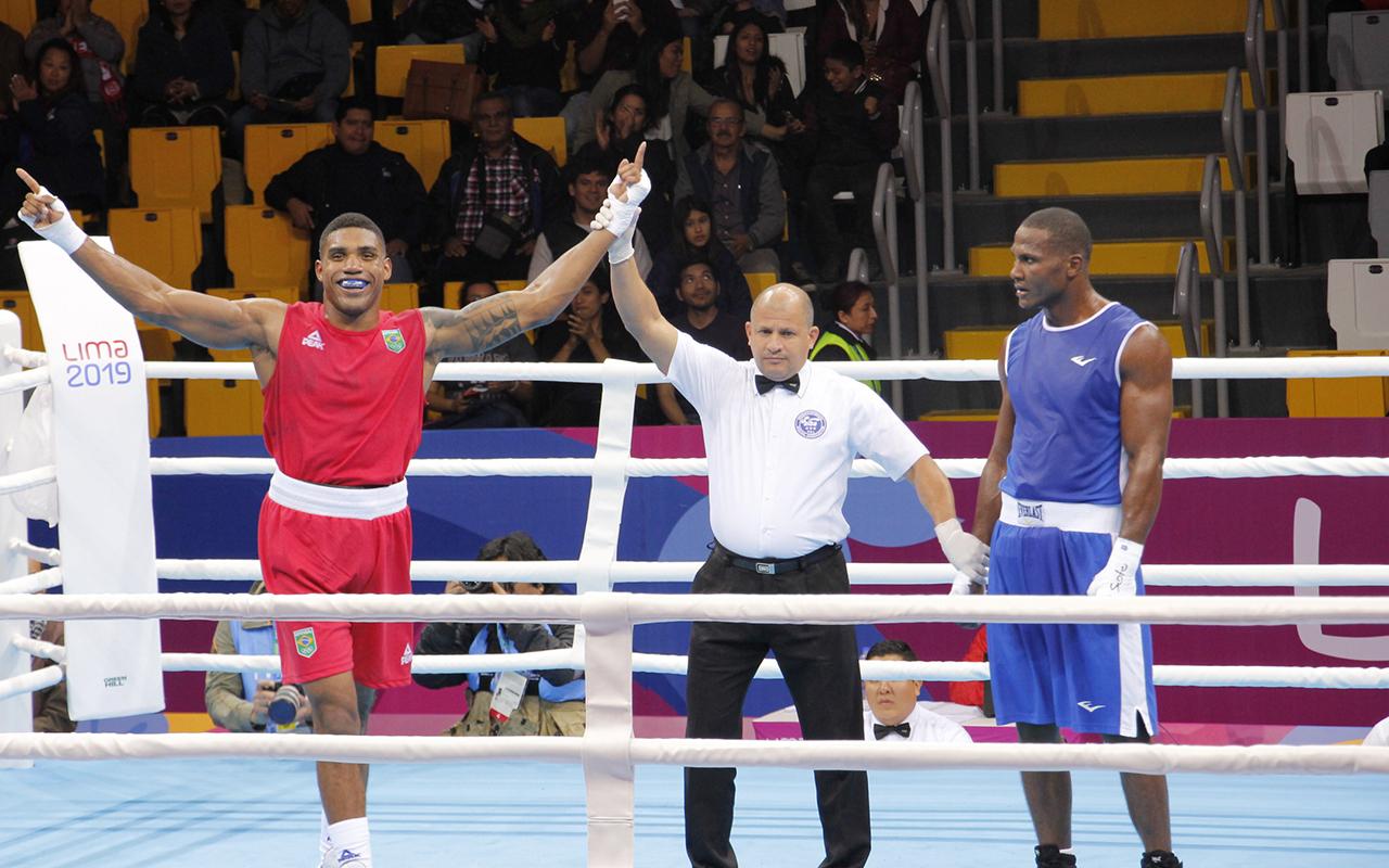 Imagem do post Quatro brasileiros estão nas semifinais dos Jogos Pan-Americanos