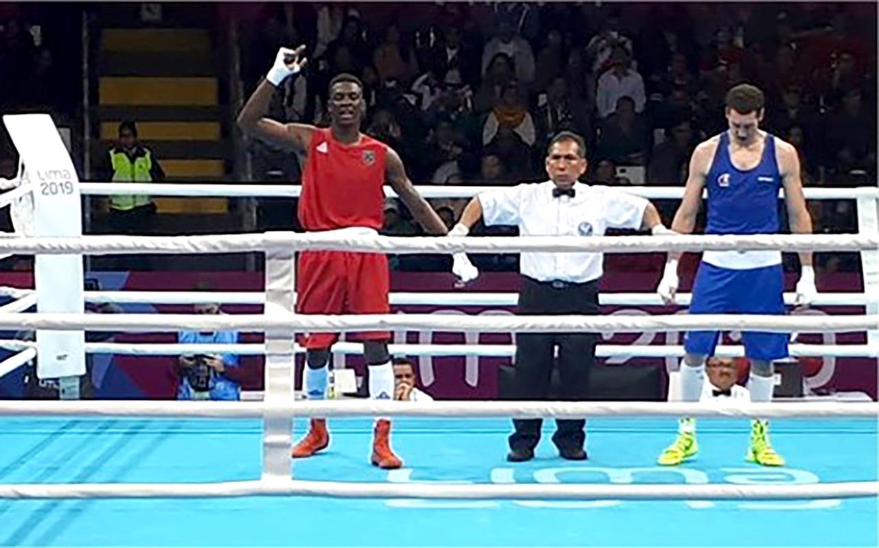Imagem do post Boxe estreia vencendo e segue forte nos Jogos Pan-Americanos
