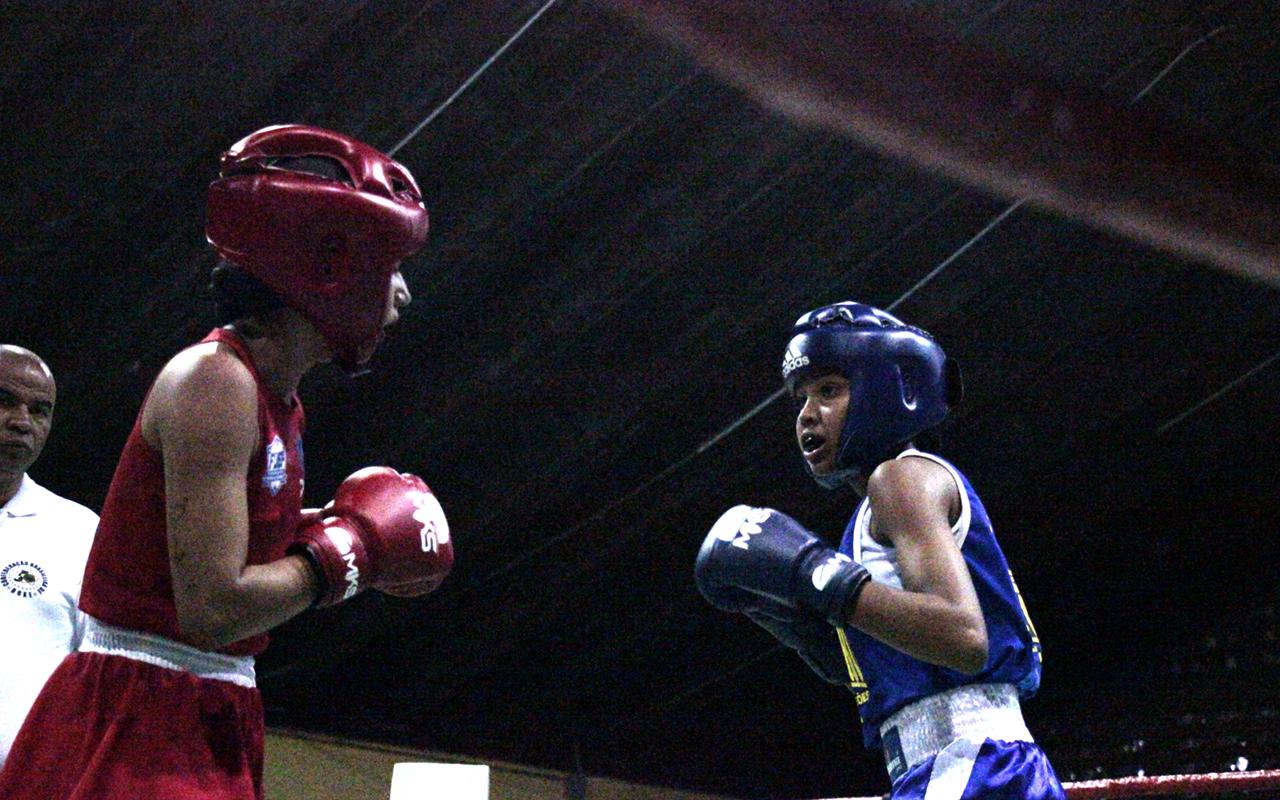 Imagem do post Grandes lutas marcaram mais um dia dos Campeonatos Brasileiros Femininos Elite e Juvenil, e do Masculino Cadete