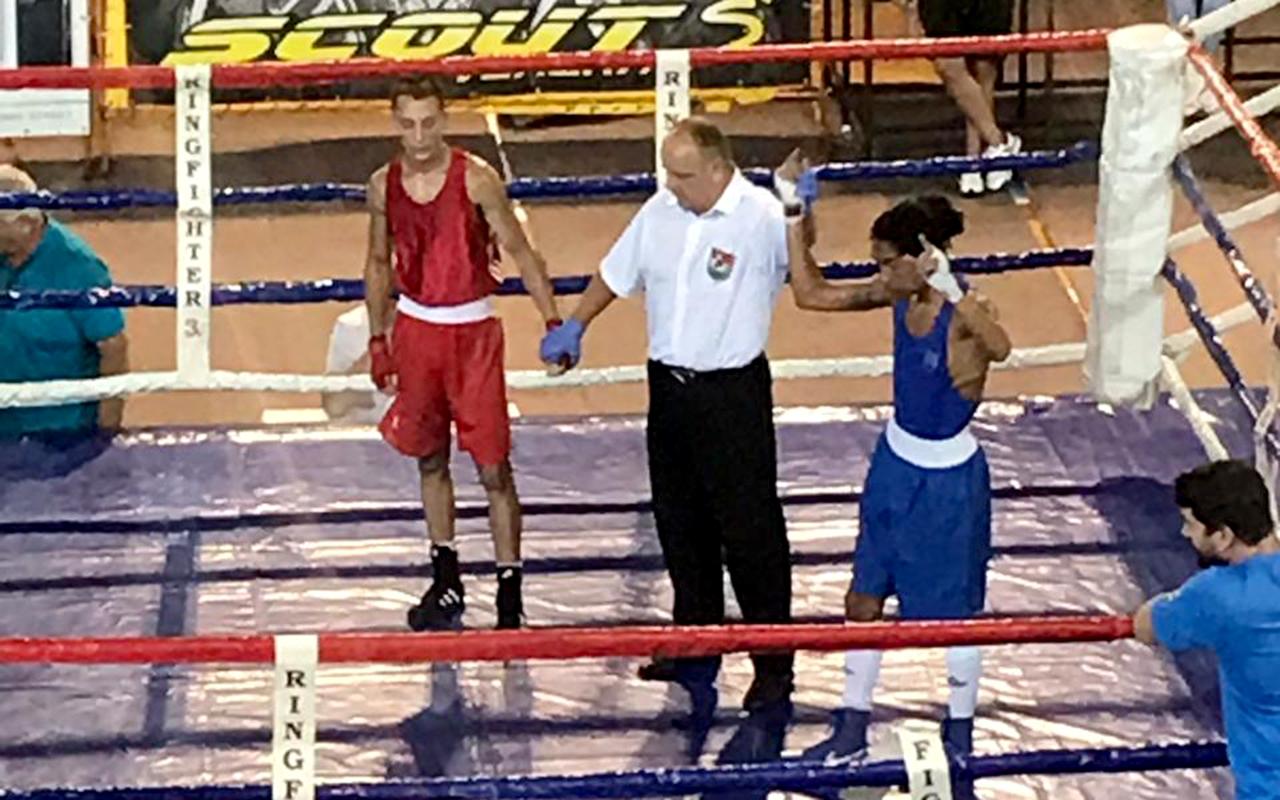Imagem do post Boxe Juvenil do Brasil estreia com vitória na Sérvia