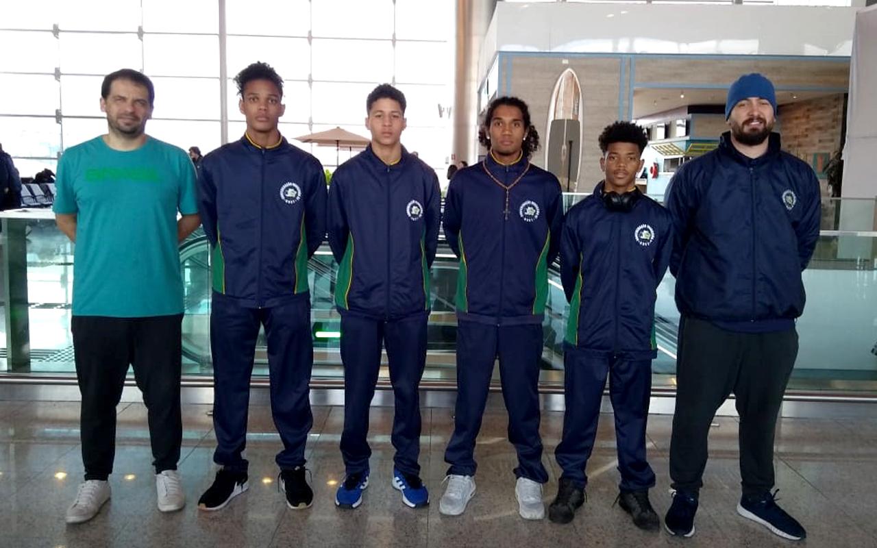 Imagem do post Jovens promessas do Boxe do Brasil participarão de competição na Sérvia
