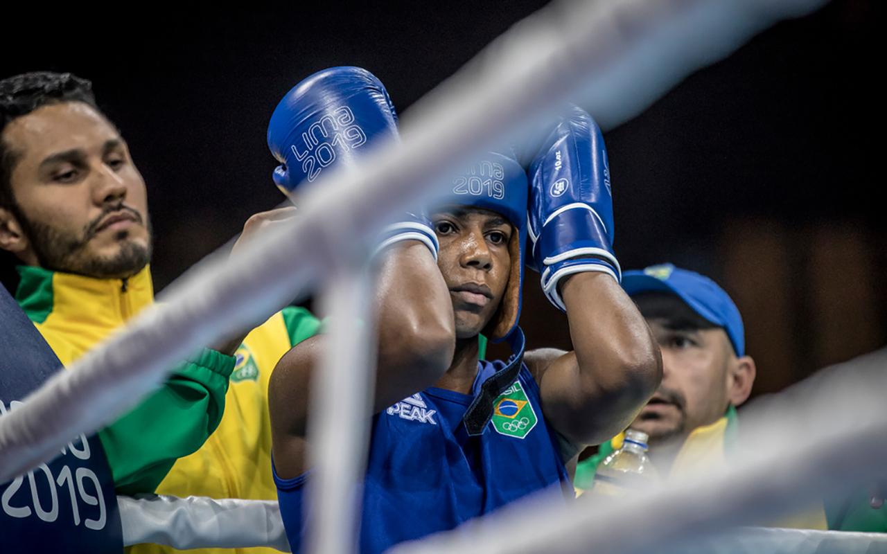 Imagem do post Boxe faz história e disputará quatro finais nos Jogos Pan-Americanos de Lima