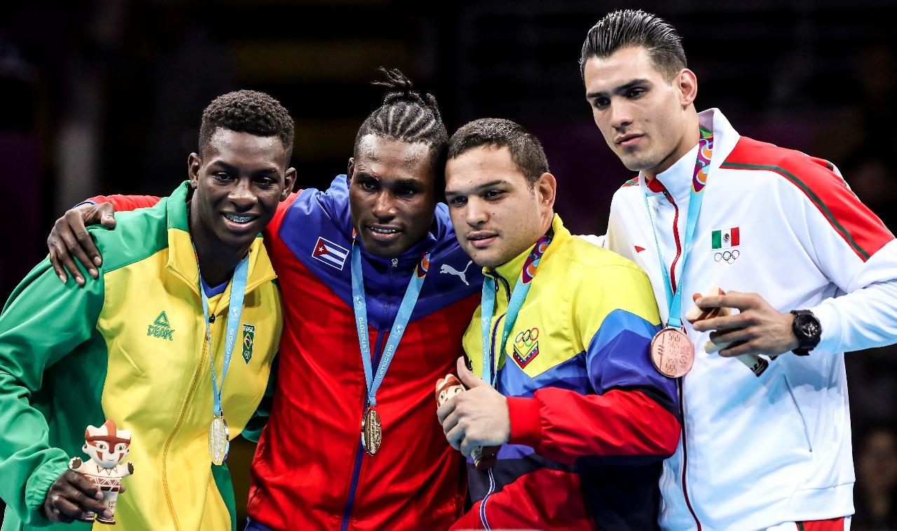 Imagem do post Com jovens talentos, Boxe do Brasil conquista duas medalhas de Prata nesta quinta-feira