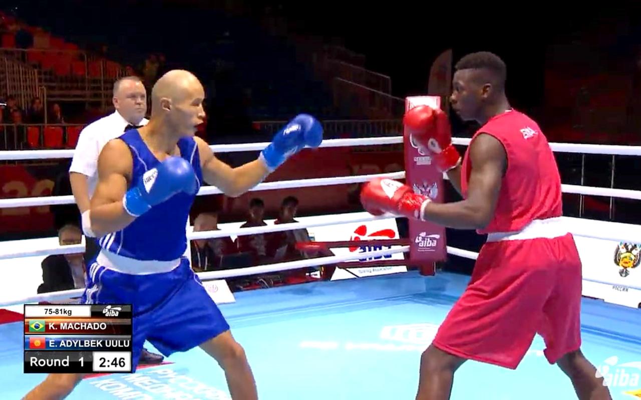 Imagem do post Keno Marley (81kg) vence no Campeonato Mundial de Boxe