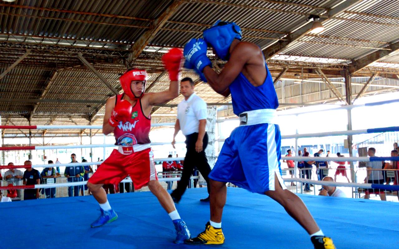 Imagem do post Saiba como foi o segundo dia dos Brasileiros de Boxe Juvenil e Elite Masculinos
