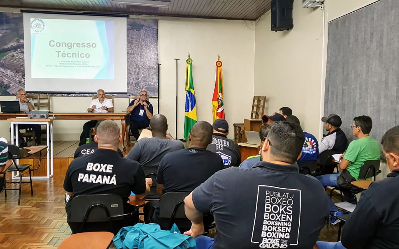 Imagem do post Confira como ficou o sorteio dos Campeonatos Brasileiros Juvenil e Elite Masculinos