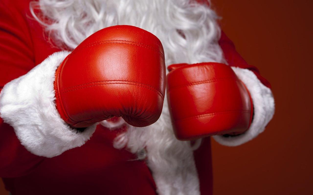 Imagem do post A CBBoxe deseja um Feliz Natal e um 2020 de conquistas inéditas