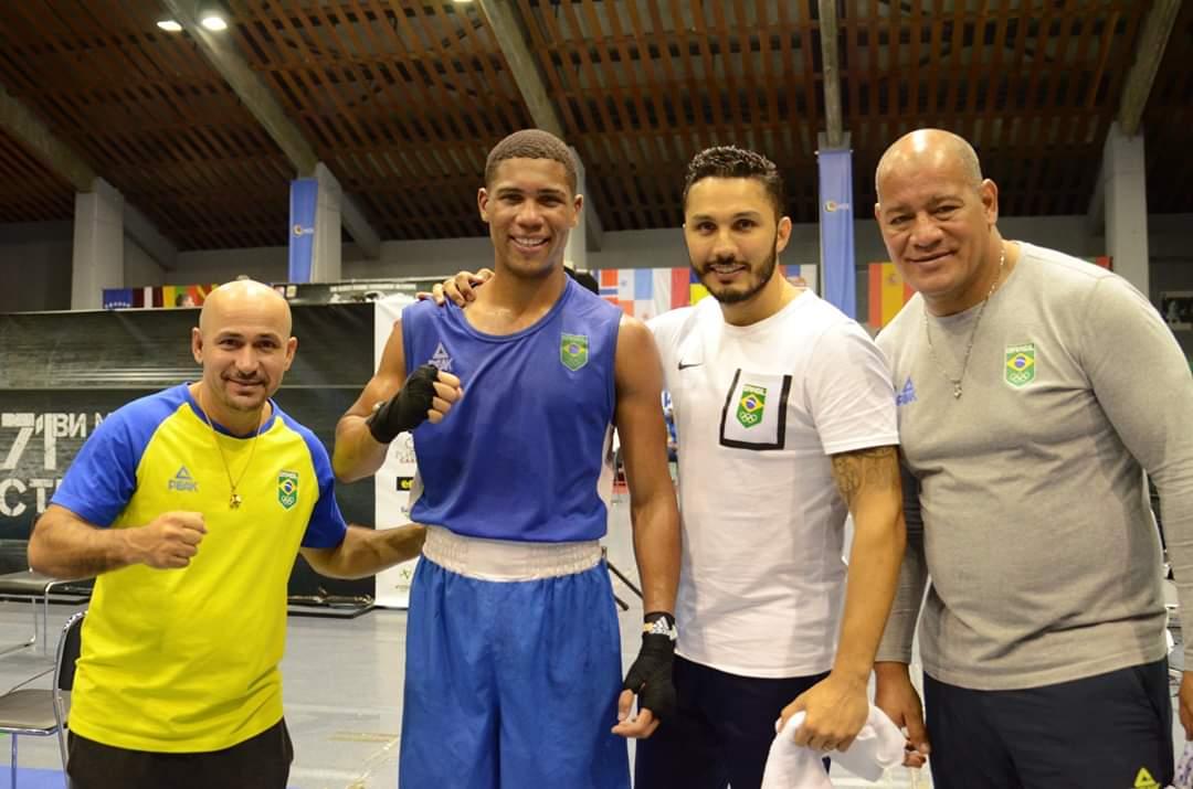 Imagem do post Encerramos nossa participação no Strandja Tournament com dois Bronzes
