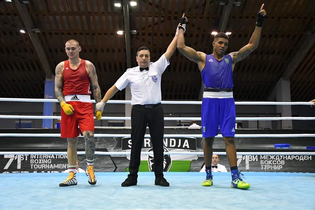 Imagem do post Brasil segue com seis atletas disputando medalhas na Bulgária