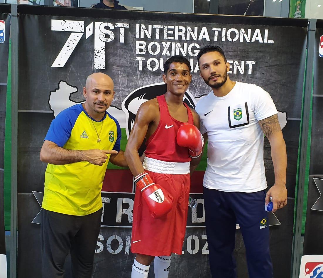 Imagem do post Equipe Olímpica Permanente garante pódio na Bulgária