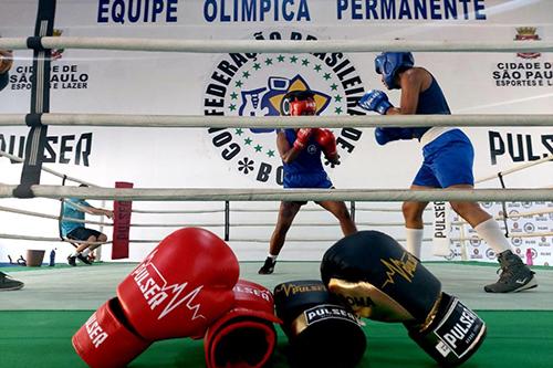 """Imagem do post Equipe Olímpica do Brasil realiza """"Simulação de Competição"""" e segue treinando forte"""