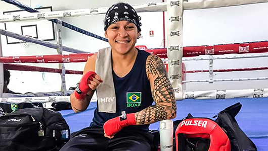 """Imagem do post Boxe do Brasil segue treinando duro na Missão Europa """"2"""""""