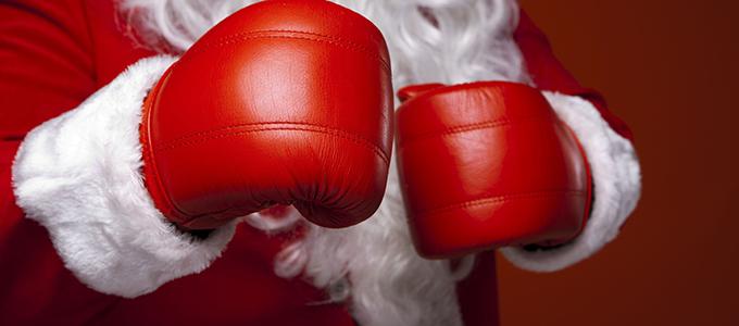 Imagem do post A CBBoxe deseja a todos um Feliz Natal e um 2021 vitorioso