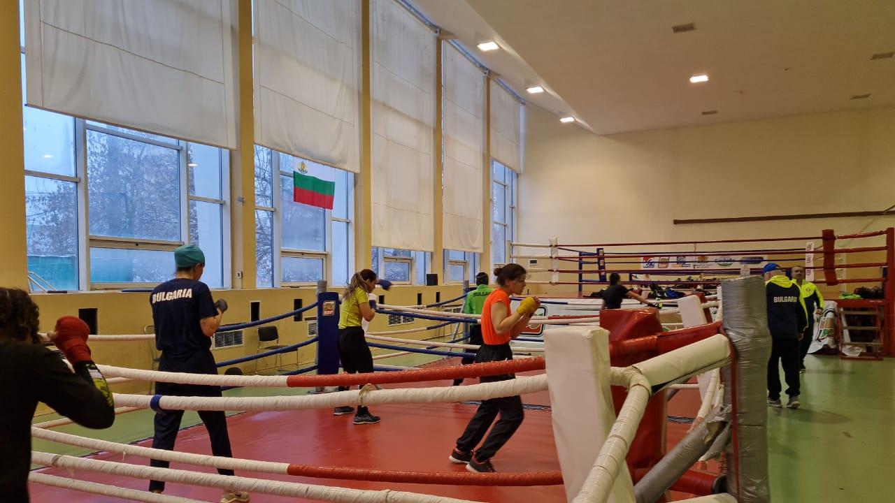 Imagem do post Equipe Olímpica realiza treinamento conjunto antes do 72º Strandja Tournament