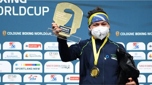 Imagem do post Beatriz Ferreira é embaixadora do Mundial Juvenil de Boxe